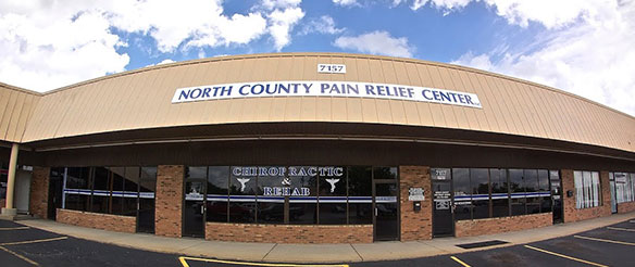 North County Pain Relief building front