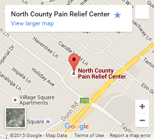 Google map for NCPR